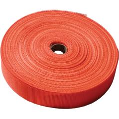 Orange 50mm brett avspärrningsband