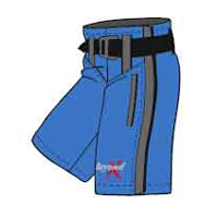 B19 Täck-shorts