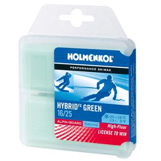 Holmenkol Hybrid FX Green