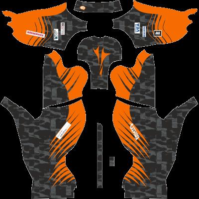 BXR43 no FIS fartdräkt