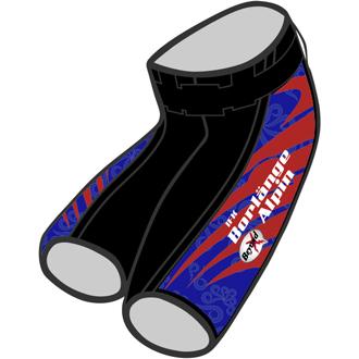 BF46 Race fleece-shorts
