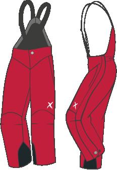 X10 Byxor