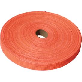 Orange 25mm brett avspärrningsband