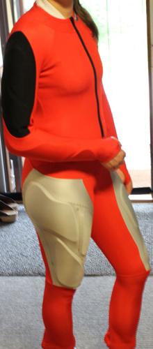 BXR21 DH Suit
