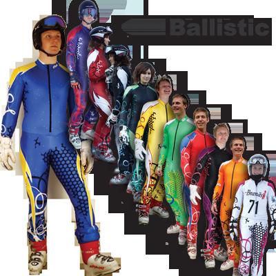 BXR46 Ballistic