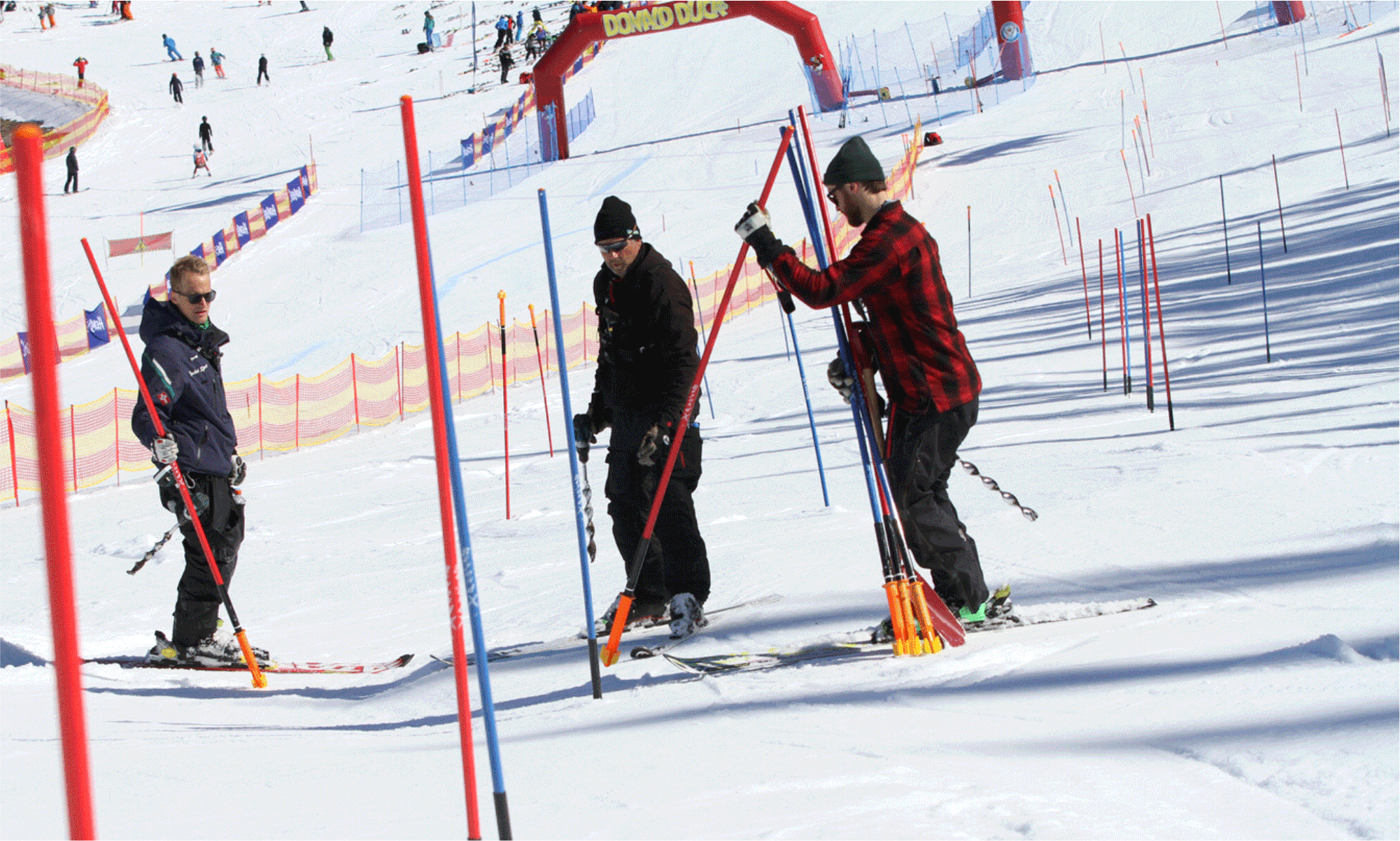 Slalomkäppar