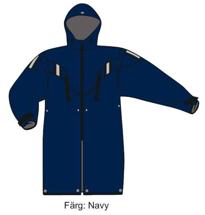 R11 Skal Tränarrock navy