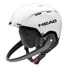 Head Team SL + Chinguard White