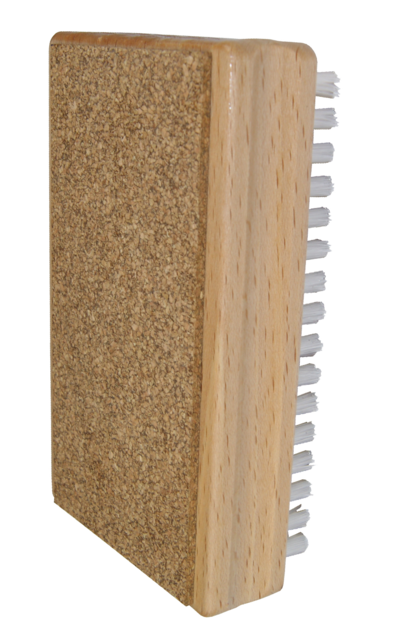 LG-Sport Nylon Base Brushes with Cork