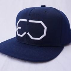 EJ DIVISION - NAVY BLUE SNAPBACK