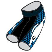 BF416 Race fleece-shorts