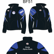 BF51 Race Skidåkar fleece-jacka