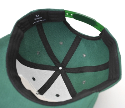 EJ DIVISION - WENGEN GREEN SNAPBACK (CLASSIC BEND)