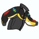 Lerums BMX Träningsjacka
