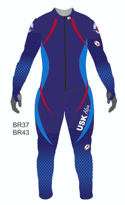 BR42Ullersaker No -  FIS  CP1523a