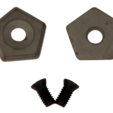 Replacement hard metal points 32 & 35 mm