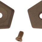 Replacement hard metal points 38 & 41 & 44 mm